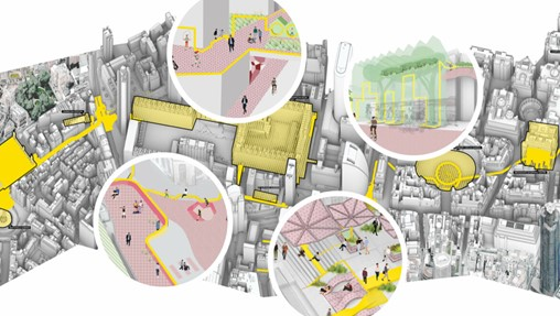 Architects share visions for post-pandemic London