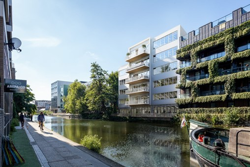 Go-ahead for £40m office development in north Shoreditch