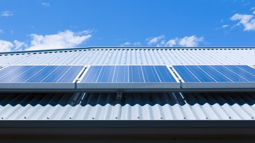 Solar panels installed across schools in Essex to reduce carbon emissions