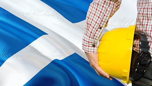 Scottish planners have had budgets slashed by over 40%