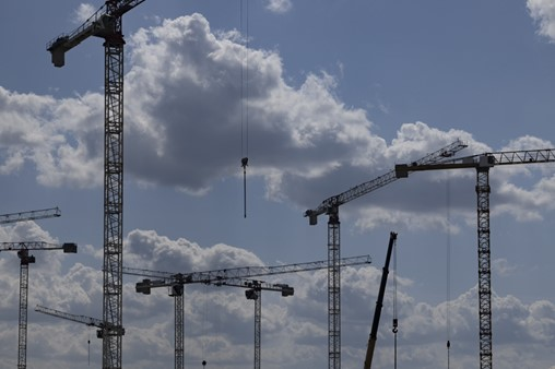 Self-isolating workers amplify building materials shortage