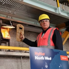 Pilkington: Architectural glass production powered by hydrogen in world first