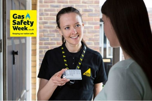 Pledge your support to Gas Safety Week