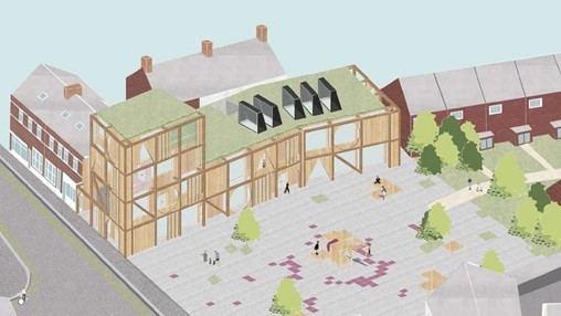 University of Central Lancashire highlights ten student architecture projects