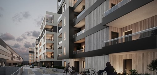 Peab to build new apartments in Norway