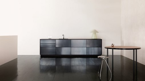 Reflect kitchen by Jean Nouvel for Reform