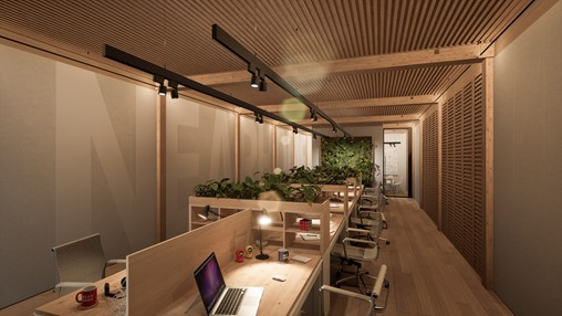 CSIC reveals blueprint for modular approach to office fit-out