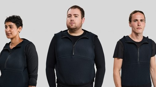 Petit Pli launches collection of unisex clothes that expand to fit the wearer