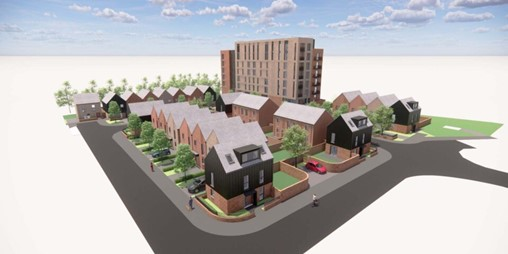 Crossfield Living to deliver new homes at West Vale in Oldham