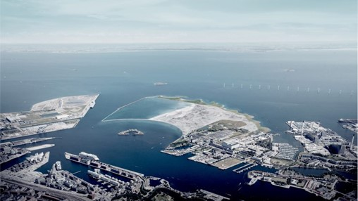 Artificial island Lynetteholm to be built in Copenhagen harbour